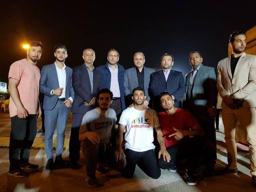 مسابقات انتخابی تیم ملی پارکور ایران به چین